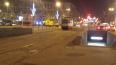 В Красногвардейском районе вспыхнулитрамвайные провода