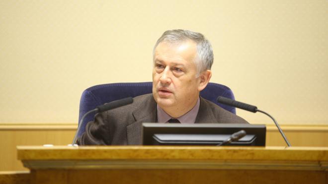 Губернатор Дрозденко открыл Съезд строителей Ленобласти