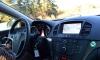В Петербурге дерзкие грабители угнали машину с супружеской парой внутри
