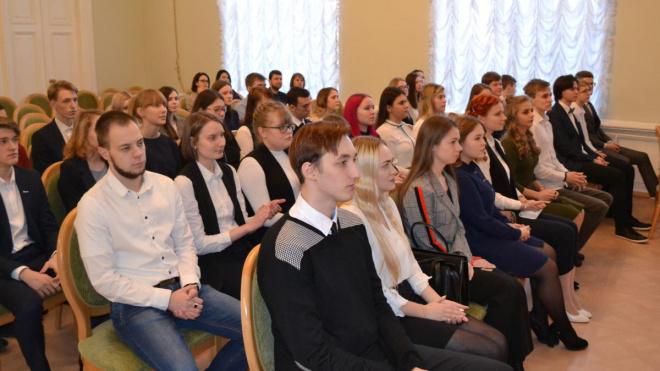 В Выборгском филиале РАНХиГС прошел день первокурсника