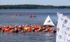 """В Выборге прошел второй заплыв на открытой воде """"Vyborgswim"""""""