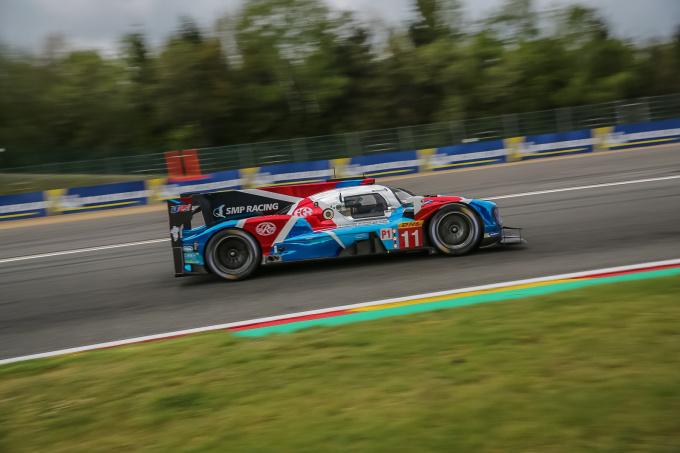 Экипаж SMP Racing на российском спортпрототипе BR1 финишировал на третьем месте гонки 6 часов Спа-Франкоршам