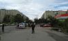На Купчинской у машины оставили гранату без чеки: улицу перекрыли