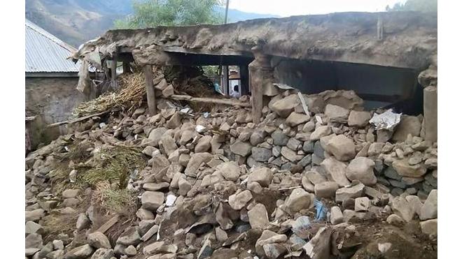 На Тайване девочка более суток жила под завалами землетрясения
