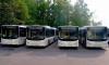 В петербургский автопарк поступили 20 новых автобусов с usb-зарядками