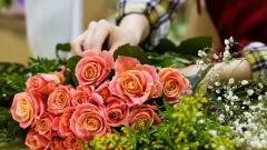 Поставки цветов в Петербург и Ленобласть сократился в 5 раз за прошлый год