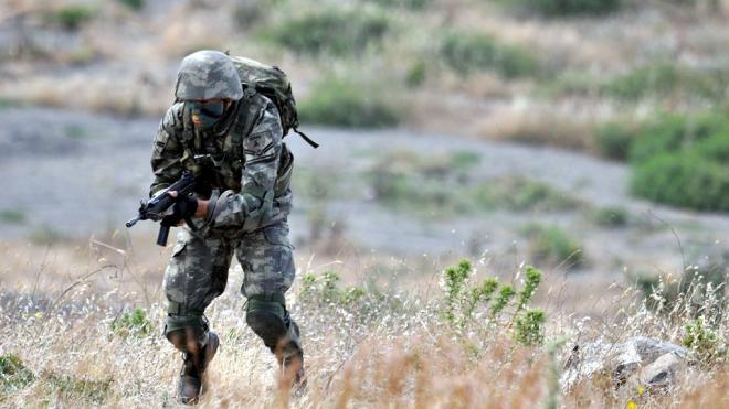 НАТО направит на границу с Крымом почти 40 тысяч военнослужащих