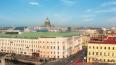 Самый дорогой отель России находится на Невском проспект...