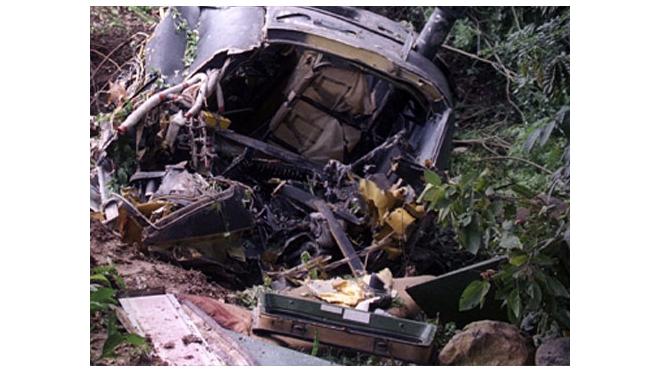 Пилот и пассажиры погибли при крушении вертолета компании ЮТэйр в Якутии
