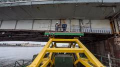 """Мостотрест"" завершил ремонт на Литейном мосту"