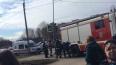 Ученики школы №188 начали утро с эвакуации