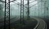 Более 10 вагонов под Нижним Новгородом могли перевернуться из-за провала коллектора