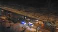 На Красносельском шоссе иномарка на скорости сбила ...
