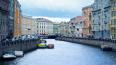 В четверг в Петербурге пройдет небольшой дождь