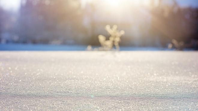 За зиму в Петербурге растопили 2,27 млн кубометров снега
