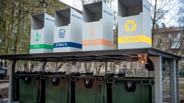 В Ленобласти за три года организуют 6000 площадок для сбора мусора