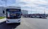 В историческом центре Петербурга станет больше экологичных автобусов