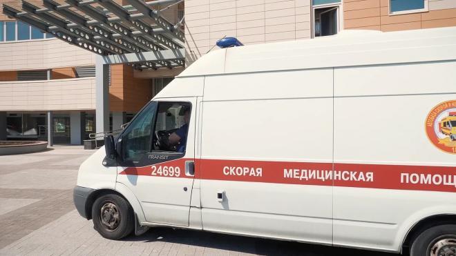 В результате ДТП на Московском шоссе пострадал тринадцатилетний мальчик