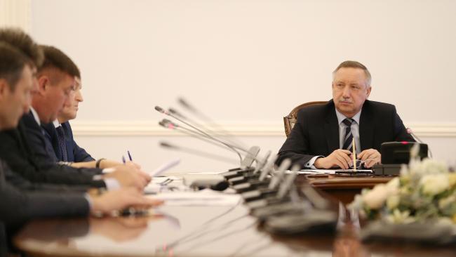 Беглов опустился в рейтинге губернаторов из-за неосторожных слов о коронавирусе