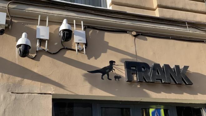 Piter.tv показывает, как выглядит видеоконтроль на улице Рубинштейна