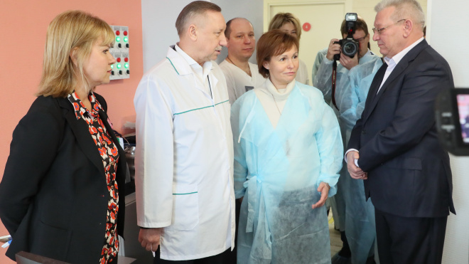 В Красносельском районе построят новую женскую консультацию