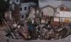 В Китае три магазина провалились под землю