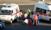 В Петербурге водитель KIA Picanto тяжело ранил пешехода
