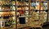 Петербуржец скончался, расплачиваясь за продукты в супермаркете