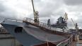 """""""Северная верфь"""" спустила на воду фрегат """"Адмирал ..."""