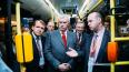 Смольный закупает автобусы на 1 млрд рублей