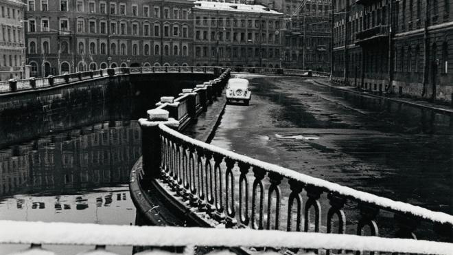 Выставка фотографий Бориса Смелова
