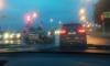 На Смольной набережной перевернулась машина, есть пострадавшие