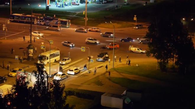 ДТП в Петербурге за последние сутки, 14 августа: свежие фото видео
