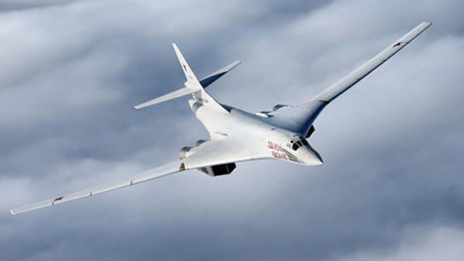 Sina: попытка ВВС США перехватить российский бомбардировщик Ту-160 закончилась провалом