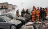В центре Москвы прогремел взрыв, повреждено несколько машин