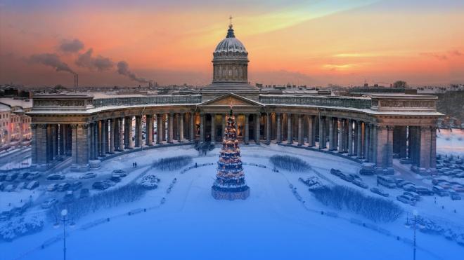 Каждый десятый российский путешественник поедет в Санкт-Петербург