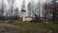 Пьяный вандал закрасил памятник героям ВОВ в поселке ...