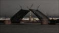 Во вторник ночью разведут Тучков мост