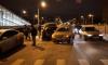 Массовое ДТП стало причиной пробки на Бухарестской улице
