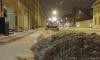 Из Петербурга за сутки вывезли недельную норму снега