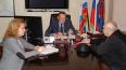 Глава администрации Выборгского района провел прием ...