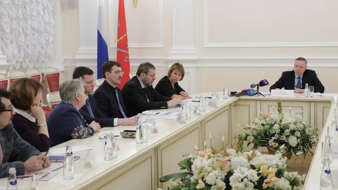 Александр Бегловпровел встречу с инвалидами-общественниками