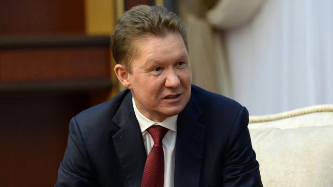 """Миллер: """"Газпром"""" стал уделять большее внимание созданию мощностей по переработке"""