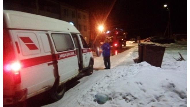 В посёлке Мга пожарные спасли 13 человек