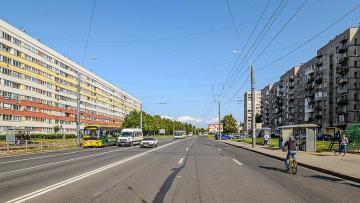 Проспект Ветеранов продлят на 2,5 километра