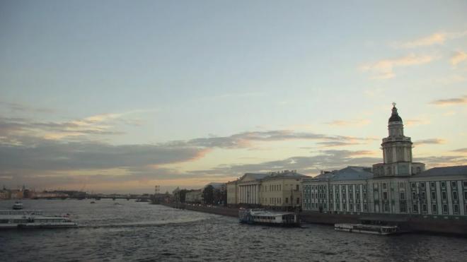 В Петербурге обещают дождь во второй половине дня