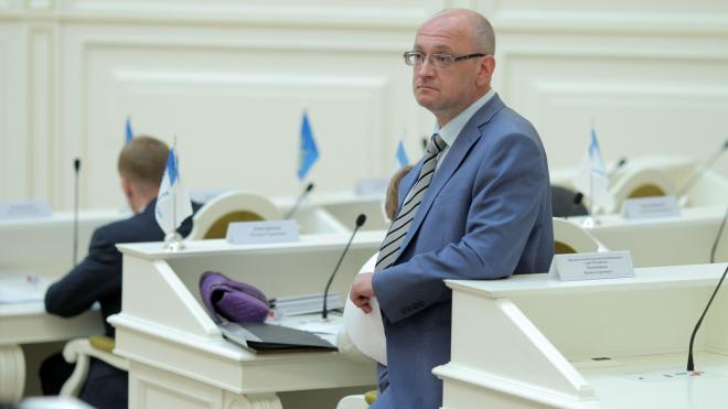 Комиссия по этике ЗакСа рассмотрит ситуацию с депутатом Максимом Резником