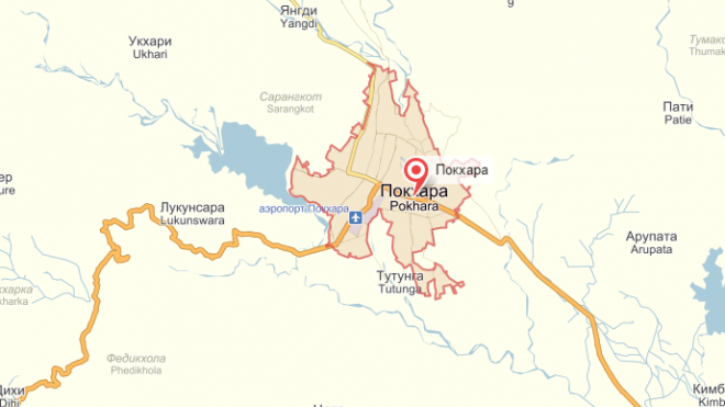 Самолет с пилотом из России пропал в горах Непала при загадочных обстоятельствах