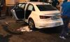 Три человека получили серьезные травмы в ДТП на Васильевском острове
