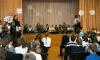 Дмитрий Никулин поздравил выборгских школьников с предстоящим Днем Победы